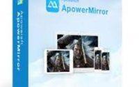 Apowersoft ApowerMirror Crack