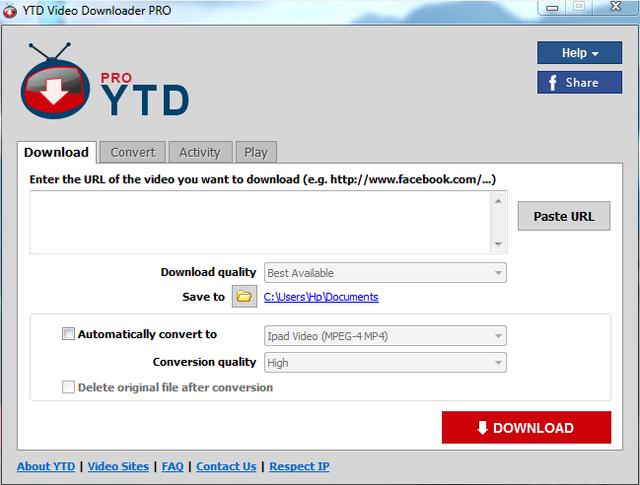 YT Downloader
